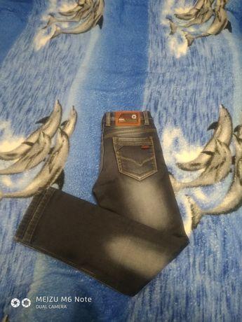 Продам тёплые джинсы.