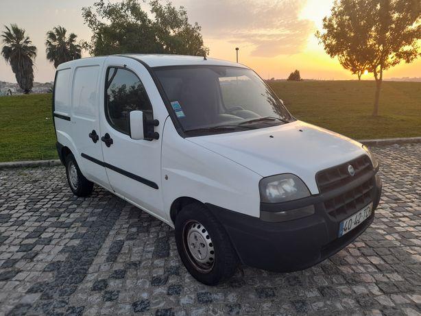 Fiat Doblo 177.00km 1.9Diesel ACEITO RETOMA negociável CAIXA FIBRADA