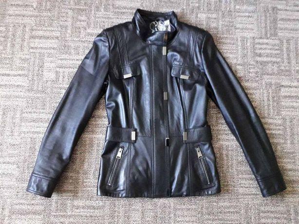 Кожаная куртка, размер 44 (М)