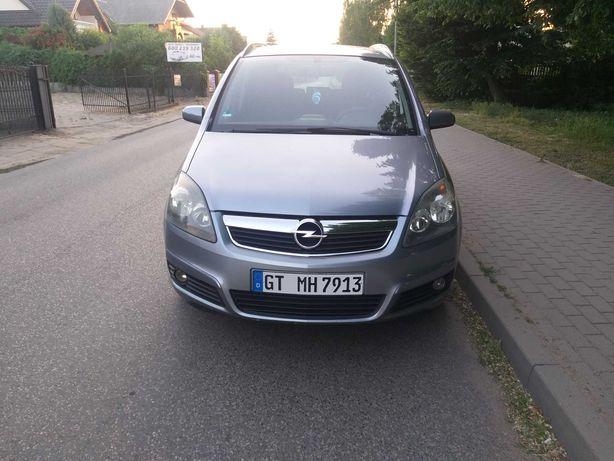 Opel Zafira 1.8 benzyna