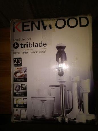 Ручной погружной блендер Kenwood HB 724