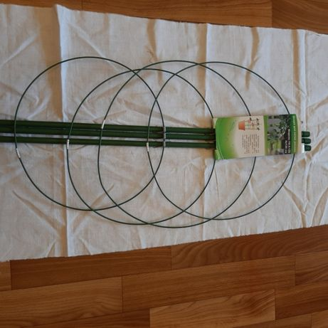 Продам новую металлическую раскладную опору для растений 1,20 м.
