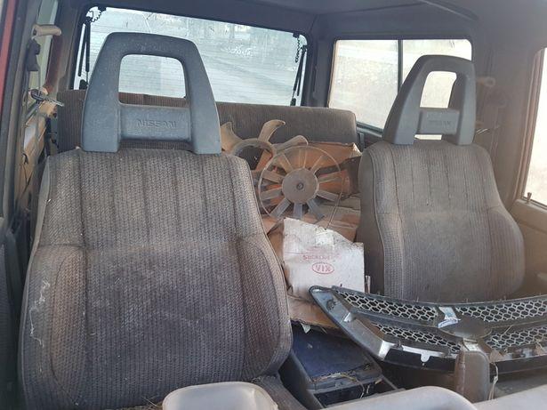 Nissan patrol peças