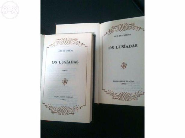 """Os Lusíadas"", Luis de Camões."