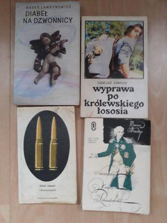"""Marian Brandys, """"Nieznany książe Poniatowski""""."""