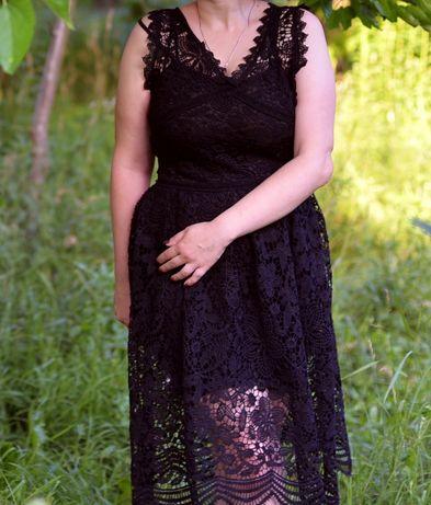 Плаття кружевне 44-46 розміру