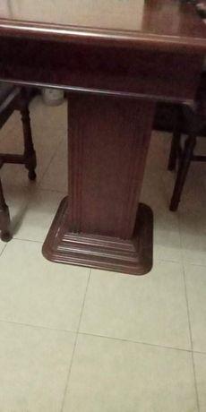 Mesa mogno sala de jantar