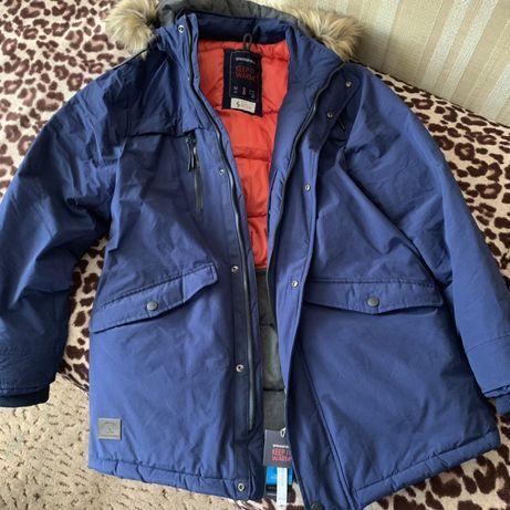 Продам куртку новую Springfield оригинал