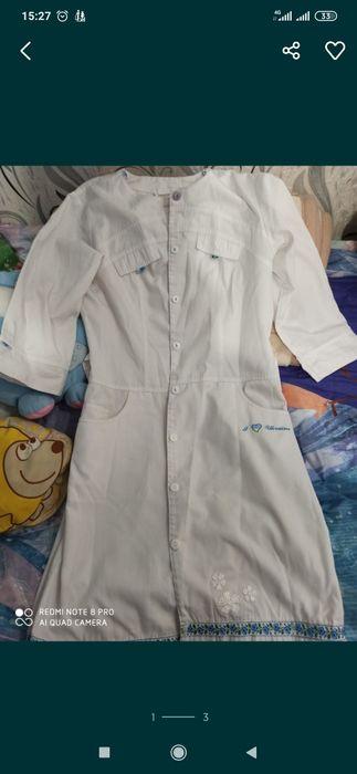 Продам халат медицинский Тепличное - изображение 1