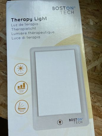 Luz terapeutica