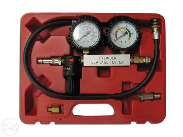 Teste de fugas compressão cilindros KROFTOOLS 8110
