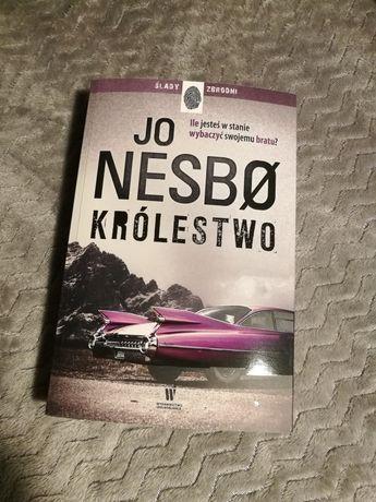 Książka królestwo Jo Nesbo