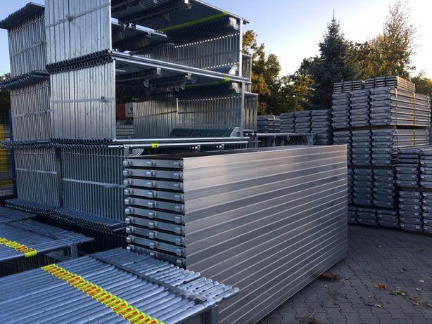 Rusztowanie Elewacyjne Baumann 108 m2