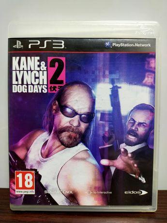 Kane&Lynch Dog Days 2 PS3 stan idealny