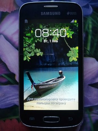 Смартфон Samsung GT-S7262 Galaxy Star Plus Black