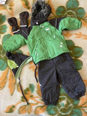 Зимний костюм комплект Reima, 86+6 см
