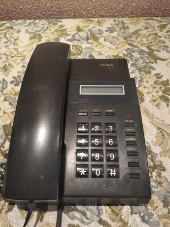 Цифровой телефонный аппарат «ОКАПИ-201Н».