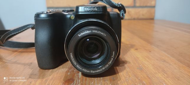 Aparat cyfrowy Kodak Z812 IS