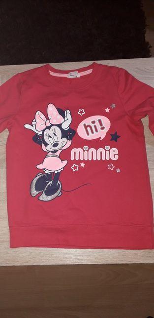 Bluza z Minnie, rozm 128