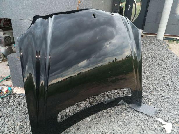 Pokrywa silnika, maska samochodowa Mercedes w211 E klasa
