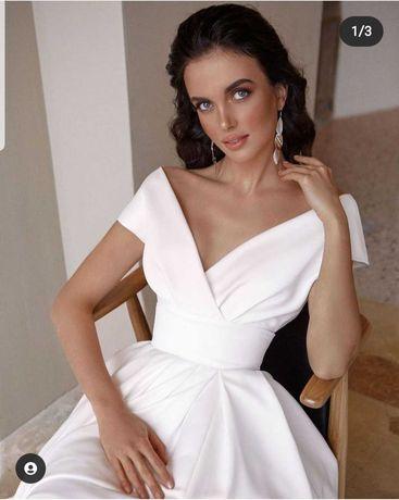 Свадебное платье 2021 Натальи Романовой(marytrufel official).