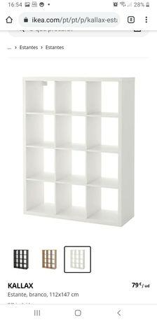Ikea estante Kallax 3x4