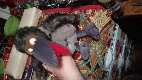 крутючая игрушка супер качество ворона ворон из Германии харизматичная