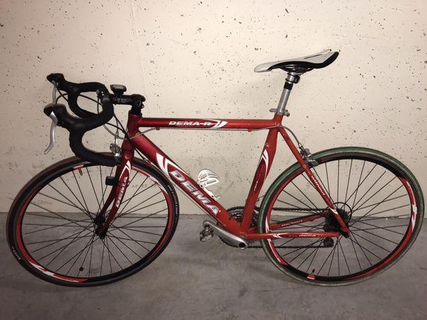 Rower szosowy Dema R, Shimano Sora, Tiagra, San Marco, Joytech,