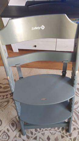 Safety timba krzesło do karmienia