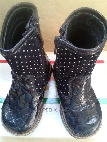 Ботинки ортопедические демисезонные на девочку 400грн