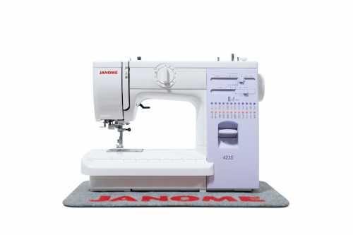 Máquina costura JANOME 423s-Nova