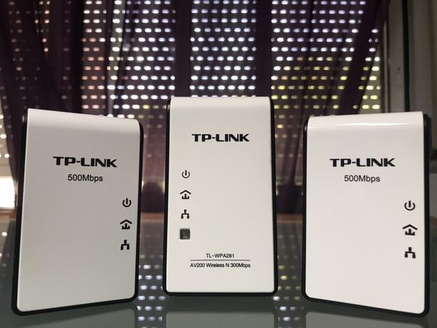 PLC wifi TP Link