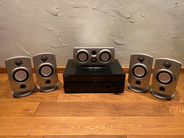 Kompletne StereoSony ,SS-LA300ed x4, SS-LAC305ed, STR-DH540, SA W10