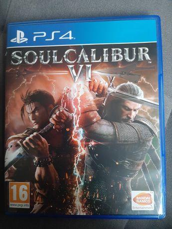 Gra na Ps4, Soulcalibur  6