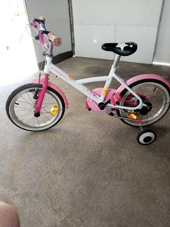 Rower dziewczęcy + gratisy