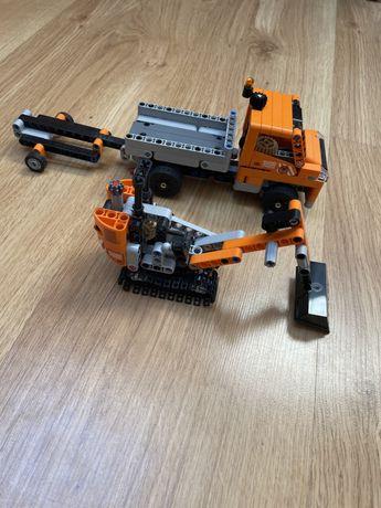 Lego Technic 42060 Ekipa robót drogowych.