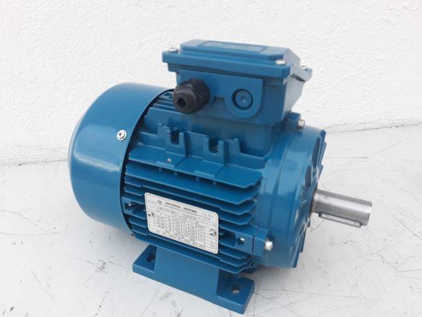 Motor trifasico ,nunca usado 1,1 kw  1400 rpm