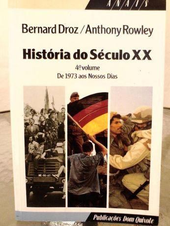 Vendo livro 'História do século xx'