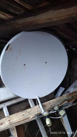 Продам спутниковую антену и тюнер