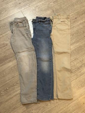 Spodnie r 140