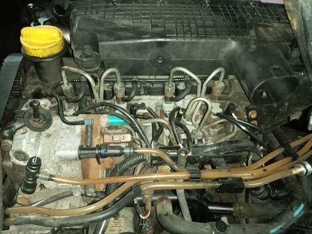 Двигатель/ Мотор/ Двигун Комплектний 1.5 dci Renault Kangoo Рено Кенго