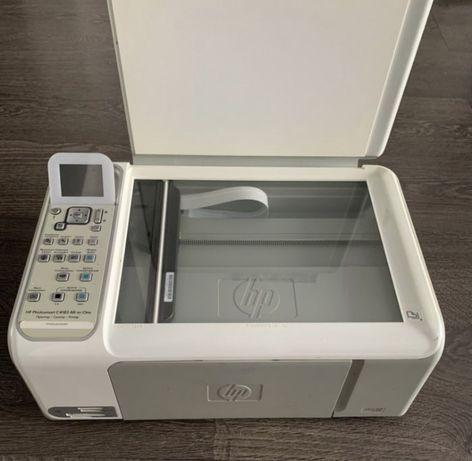 Принтер/сканер/ксерокс HP PhotoSmart C4183 All-in-One ПРОДАМ СРОЧНО!!!
