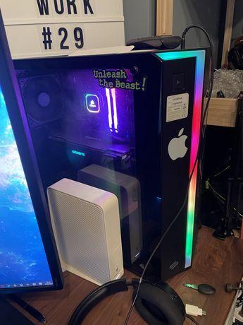 Komputer do gier i pracy! I7 RTX2080ti
