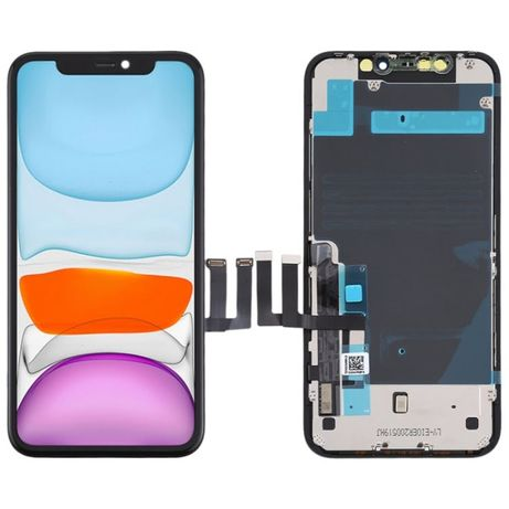 Ecrã (LCD + Touch) para Apple iPhone 11 - In-cell