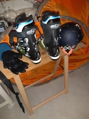 Skis completo com tudo