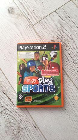 PlayStation2 Eye Toy Play Sports 3+