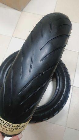 120 70 17 Dunlop SPORTMAX ROAD SMART сделано в Франции 3,12