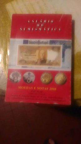 Anuário de numismática 2008