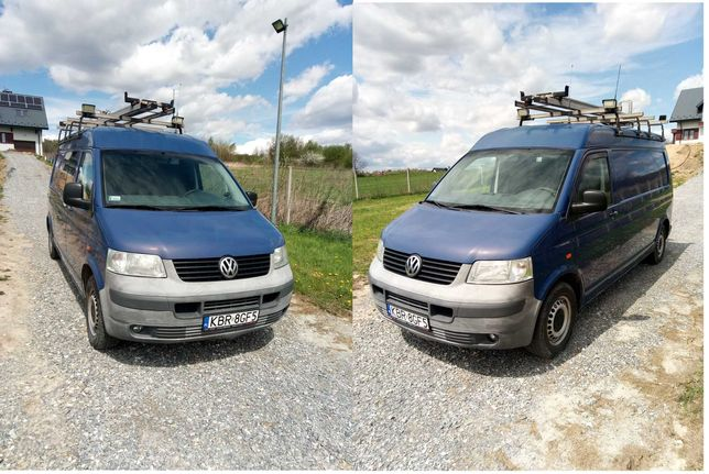 Volkswagen T5 2.5 TDi 4motion 4x4 SPECJALISTYCZNY
