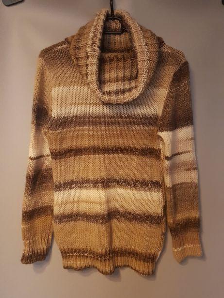 Sweter z golfem ORSAY